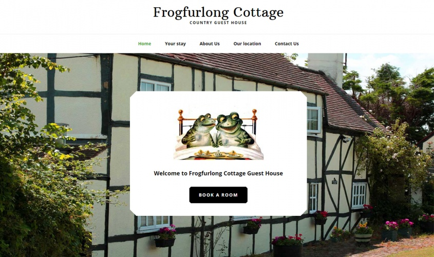 Frogfurlong Cottage Country Guest House