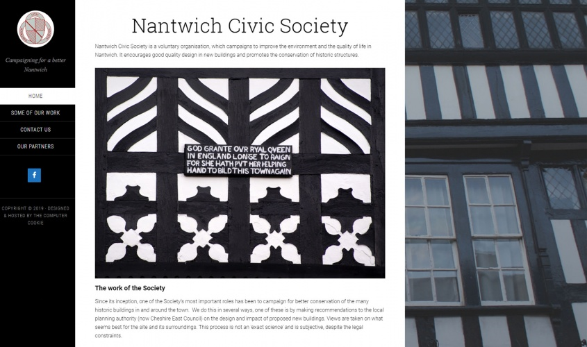 Nantwich Civic Society Website